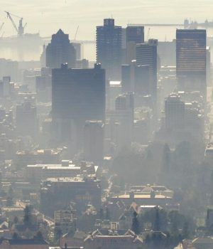 Cape Town's polluted air