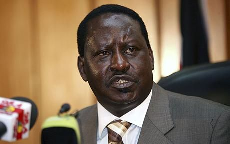 Odinga to challenge presidential result
