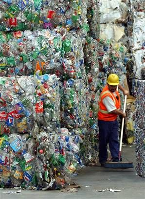 Accra exports rubbish to Asia