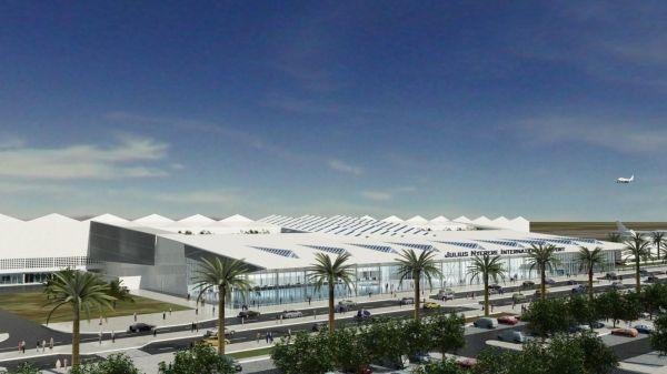 Third terminal at Dar es Salaam airport