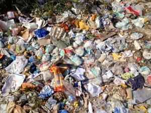Illegal rubbish dumps in Cape Town