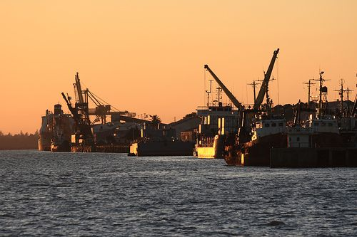 Major investment in Maputo port