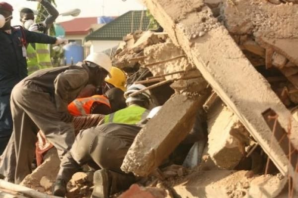 Lagos buildings collapse