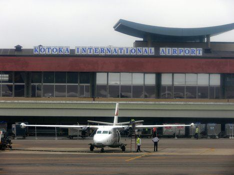 New international airport for Accra