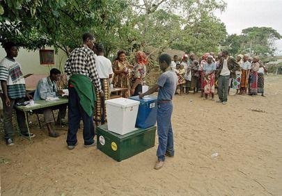 Mozambique starts voter registration