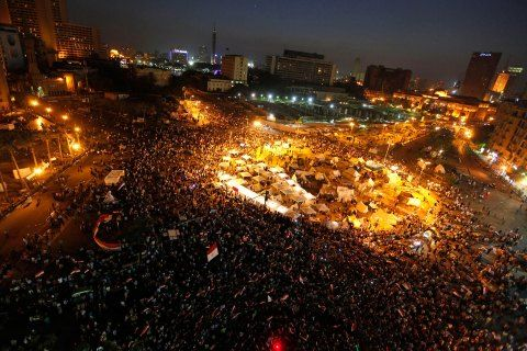 Anti-Morsi protests in Egypt