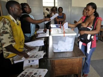 Voter registration still slow in Mozambique