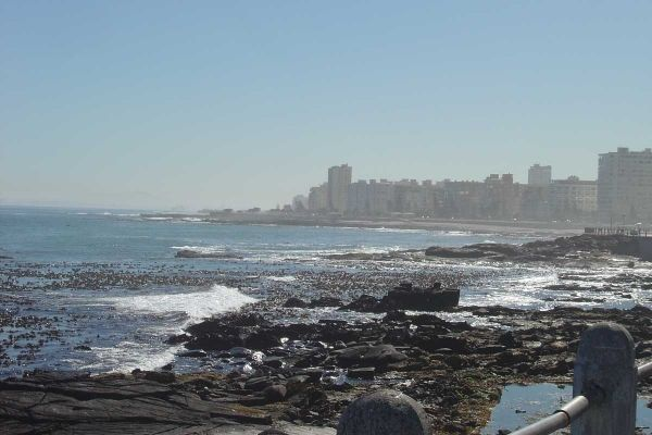 Cape Town considers desalination