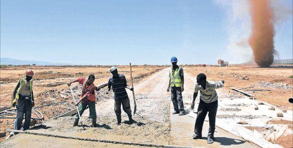 New railway between Addis Ababa and Djibouti