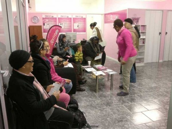 Cape Town targets breast cancer