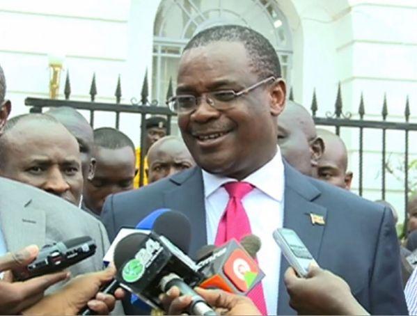 Major reform of Nairobi County government