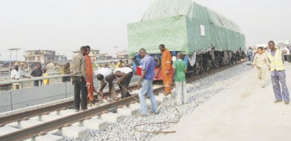 Britain backs Lagos rail project