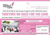 Race for the Cure in Dar es Salaam
