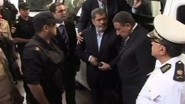 Morsi trial adjourned until January