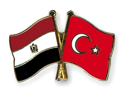 Egypt and Turkey downgrade diplomatic relations
