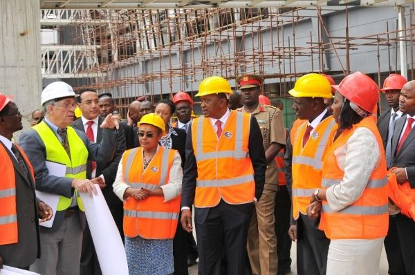 Nairobi to get new air terminal