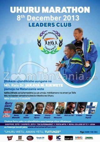 Uhuru marathon