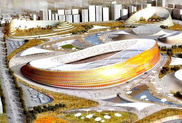 New Addis Ababa stadium