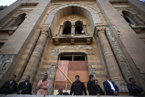 Islamic Museum in Cairo seriously damaged