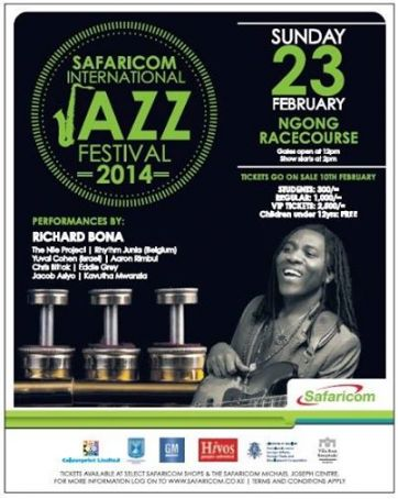 Nairobi International Jazz Festival