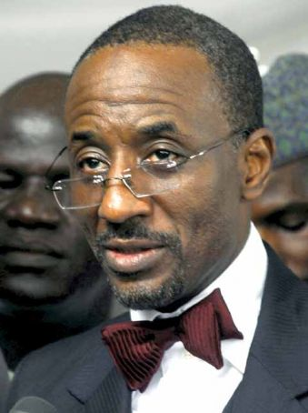Nigerian president suspends central bank governor