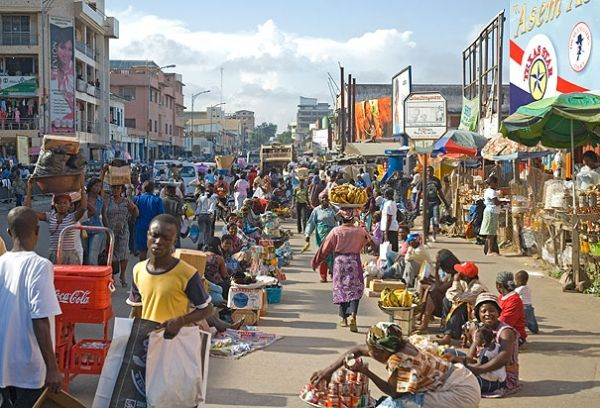 Names for Accra's streets