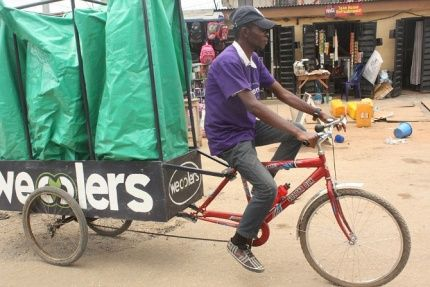 Recycling in Lagos