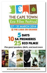 Cape Town's Eco Film Festival