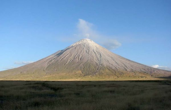 Arusha volcano to become geo-park