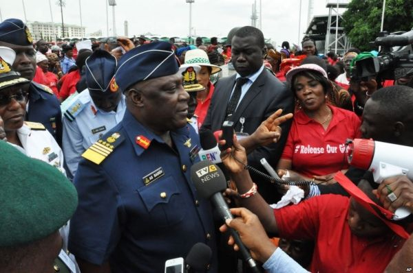 Nigeria knows location of kidnapped girls