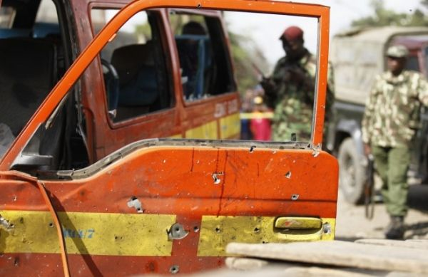 Tourists flee Nairobi