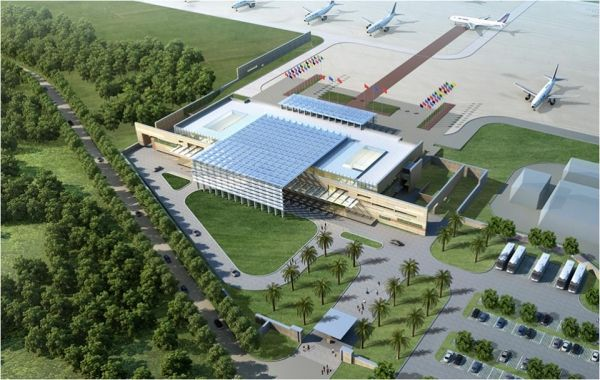 Expansion begins at Bole airport
