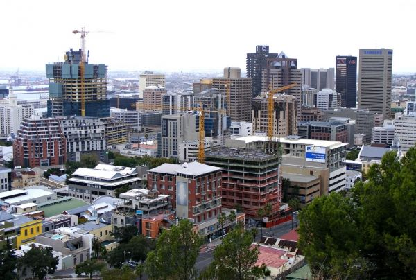 Major restyling for Cape Town centre