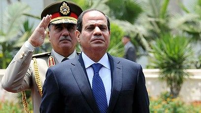Sisi takes office as Egyptian president