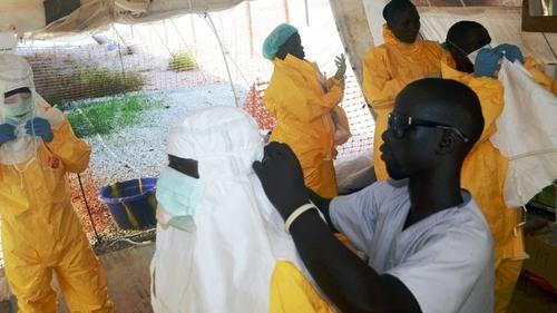 Lagos on alert for Ebola