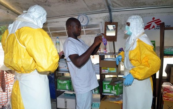 Nigeria on red alert after Ebola death confirmed