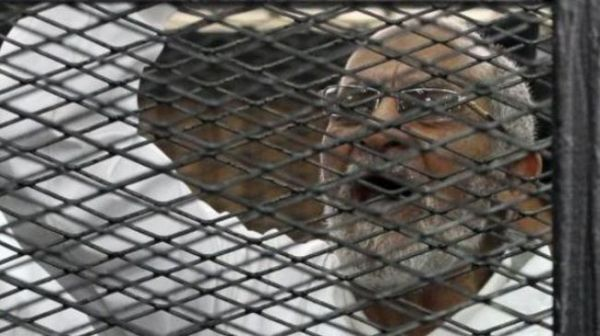 Death sentences for senior Muslim Brotherhood leaders