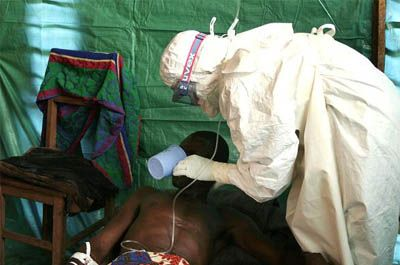 Possible case of Ebola in Lagos