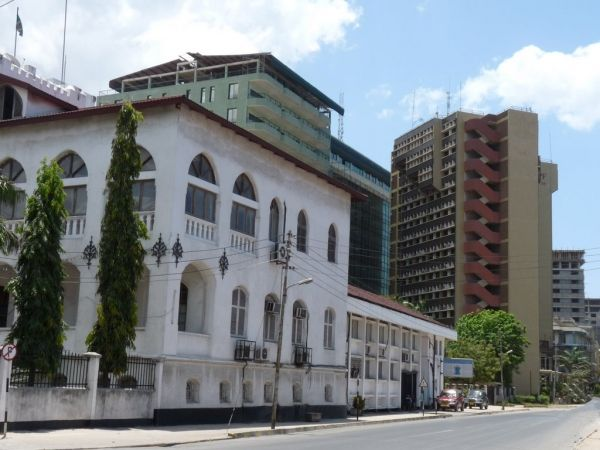 Dar es Salaam's Old Boma to be restored