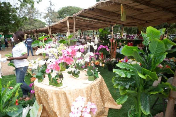 Ghana Garden and Flower show