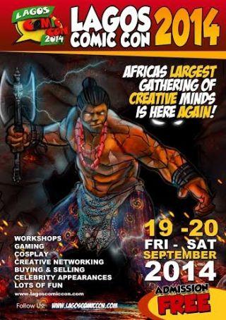 Lagos Comics Con 2014