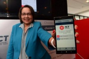 Cape Town launches mobile transport app