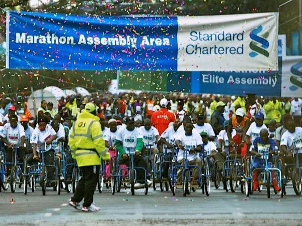 Nairobi Standard Chartered Marathon