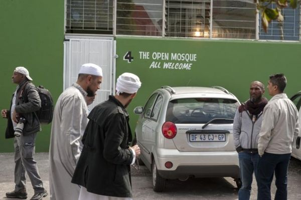 Arson attack at Cape Town's open mosque