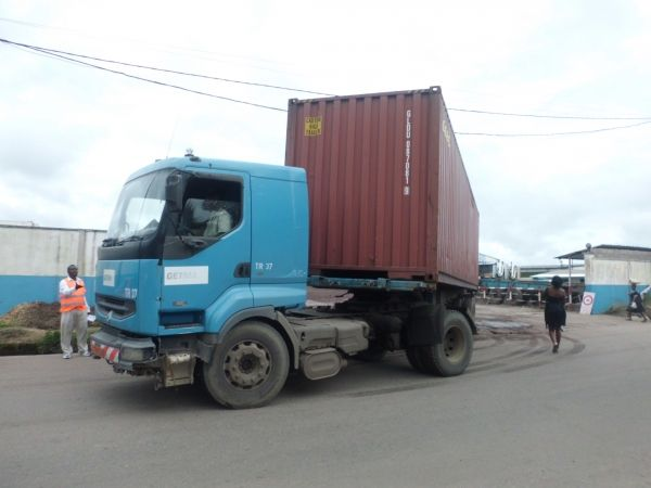 Reliable and timely Freight Fowarders in West Africa