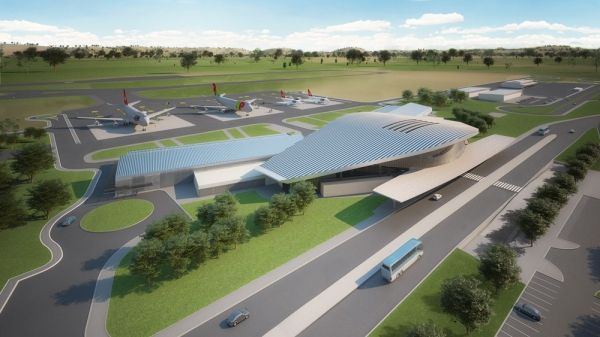 Mozambique's Nacala airport set to open