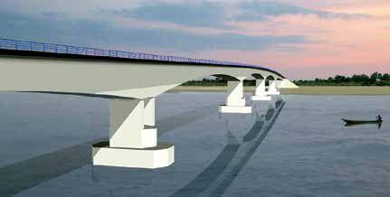 Major new bridge for Maputo Bay