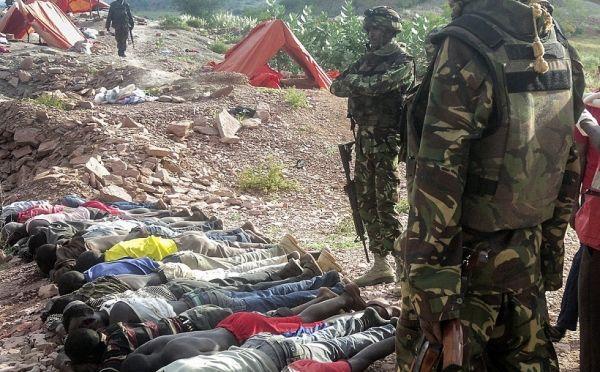 Kenya security shake-up over latest terrorist attack