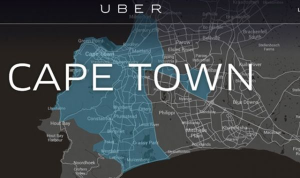 Uber taxis impounded in Cape Town