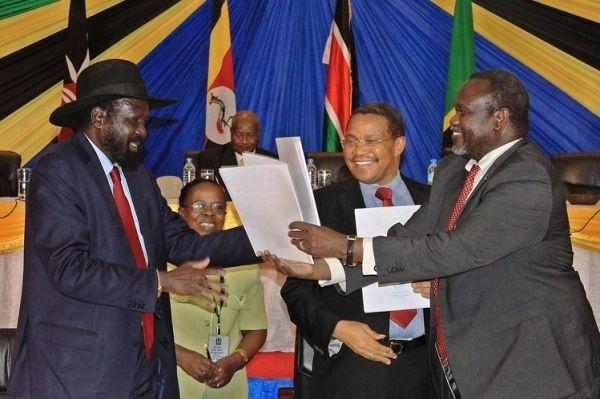 South Sudan breakthrough at Arusha summit